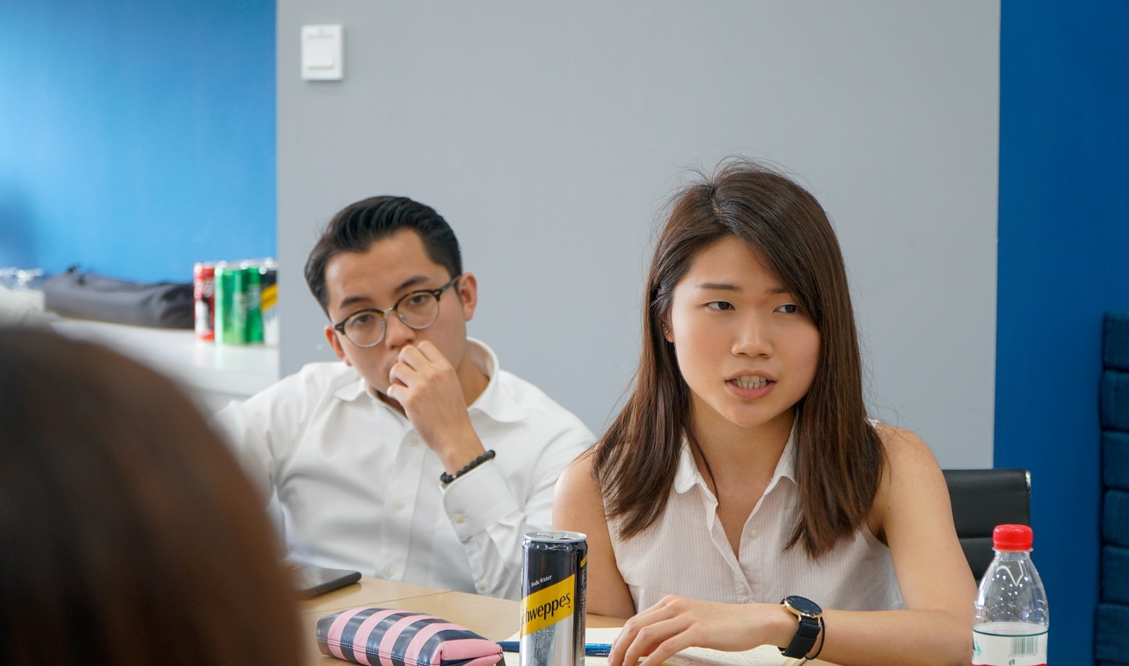 Life Sciences_Biotechnology_Hong Kong_Internship_meeting_1